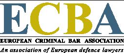 ECBA European Criminal Bar Association - Weening Criminal Defence Lawyer