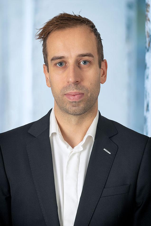 Ivo van de Bergh criminal defense attorney - Weening Criminal Defence Lawyer